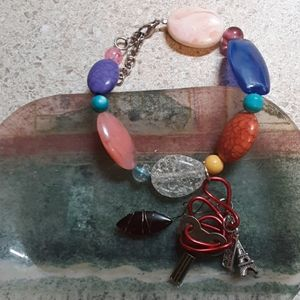 Bracelet made with love